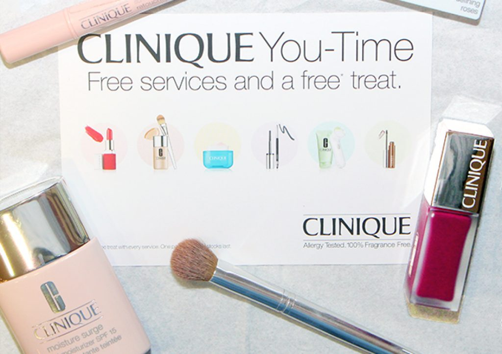 book free clinique you time services