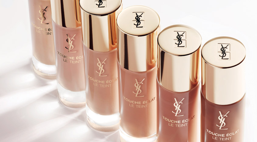 Yves Saint Laurent Touche Eclat Foundation