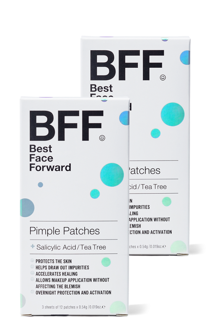 free pimple patches by mail in australia