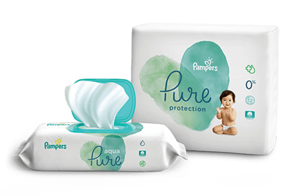 free pampers sample box