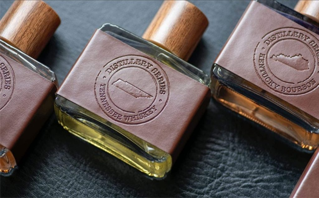 Free Distillery Series Cologne Sample