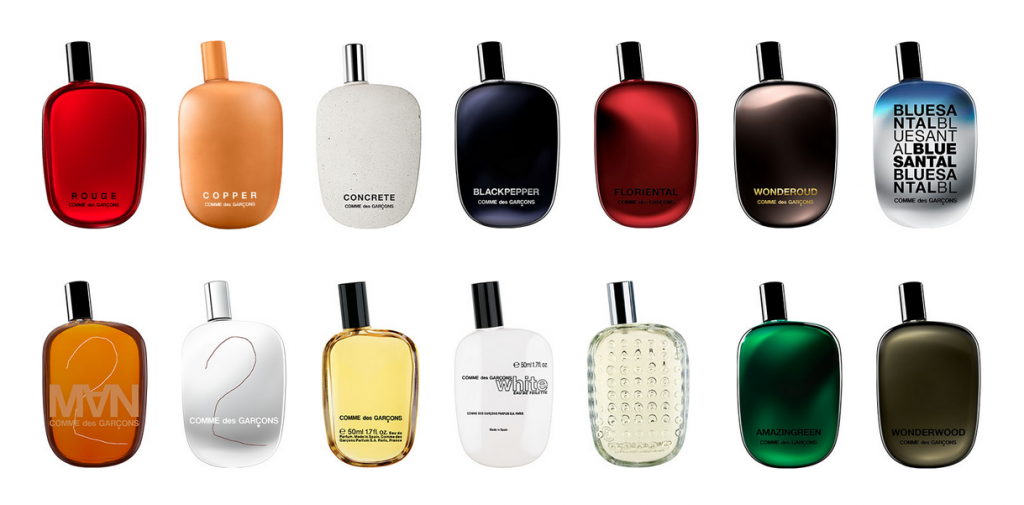 Free comme des garcons perfume samples