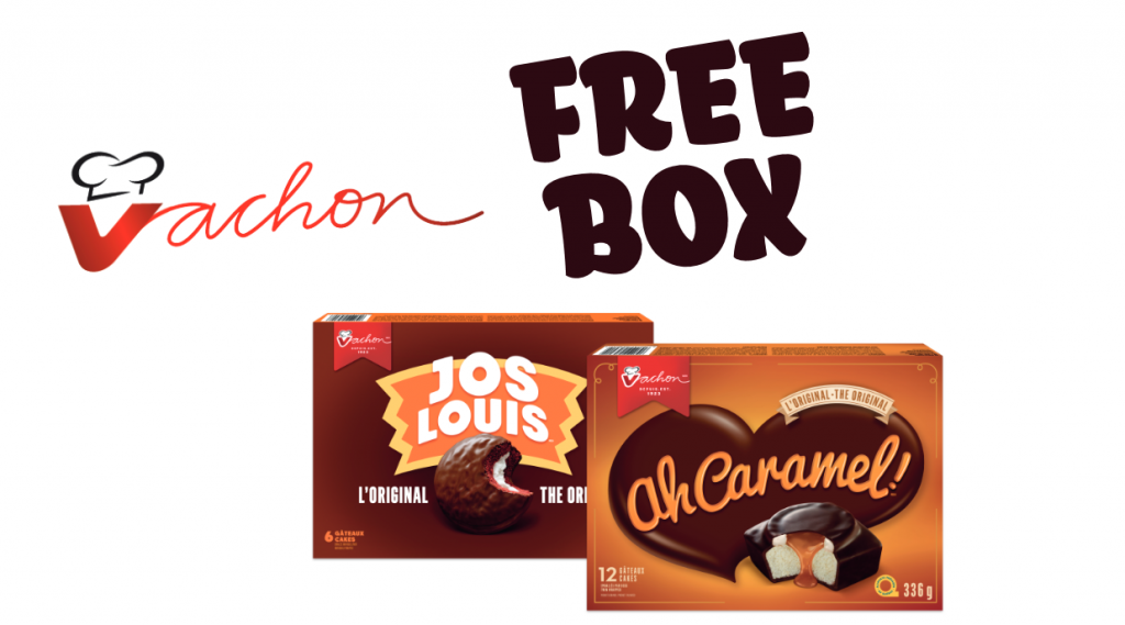 Buy 1 Vachon Cake and Get the second FREE