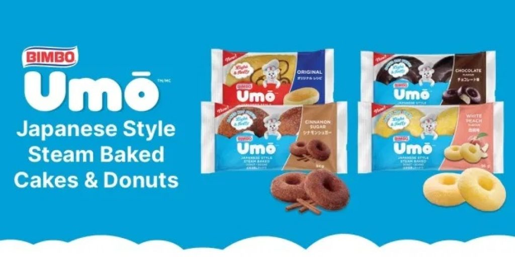 Get a coupon good for a free Bimbo Umo Japanese Cake or Donut