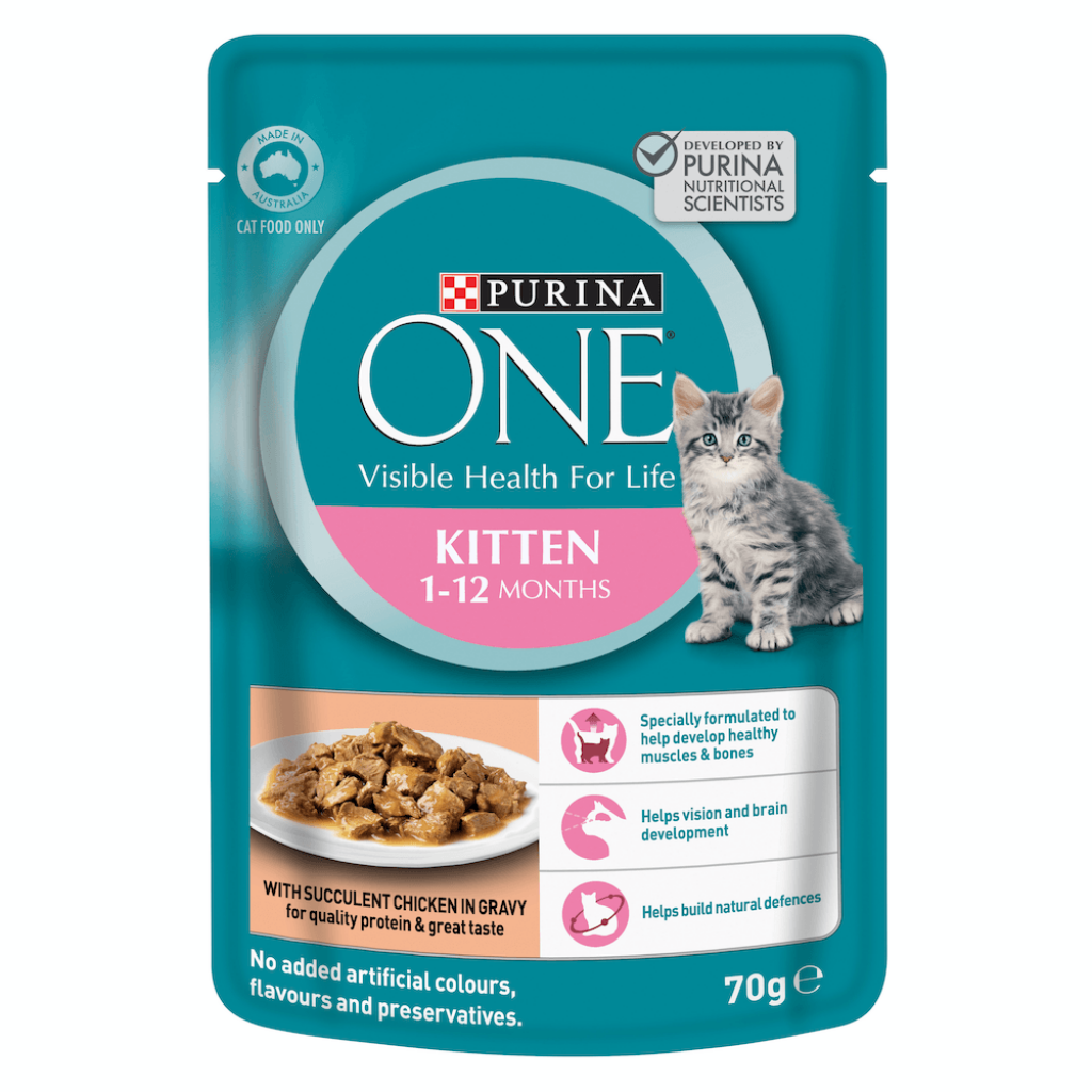 Free Purina One Cat Food at Woolworths