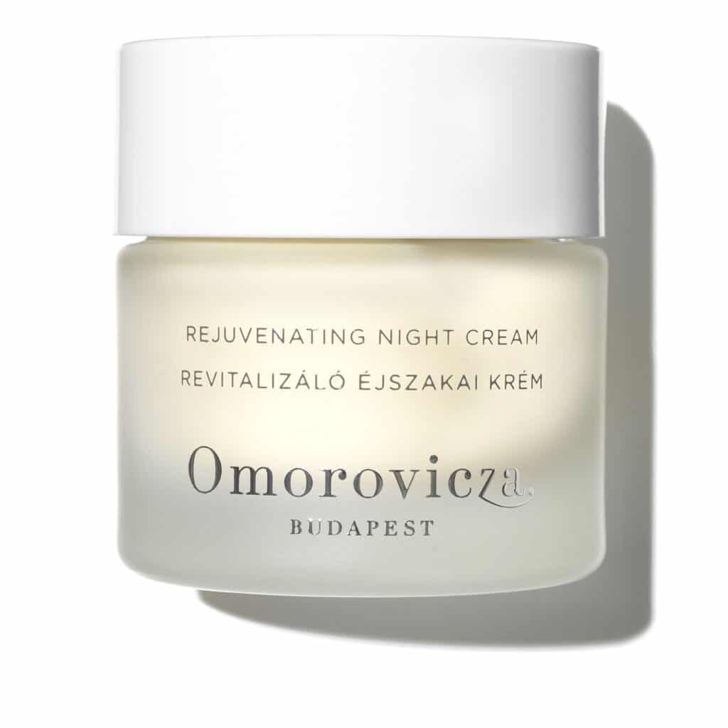 sign up for a free Omorovicza Night Cream sample