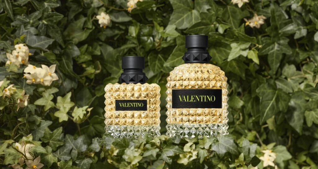 free Valentino Yellow Dream perfume sample