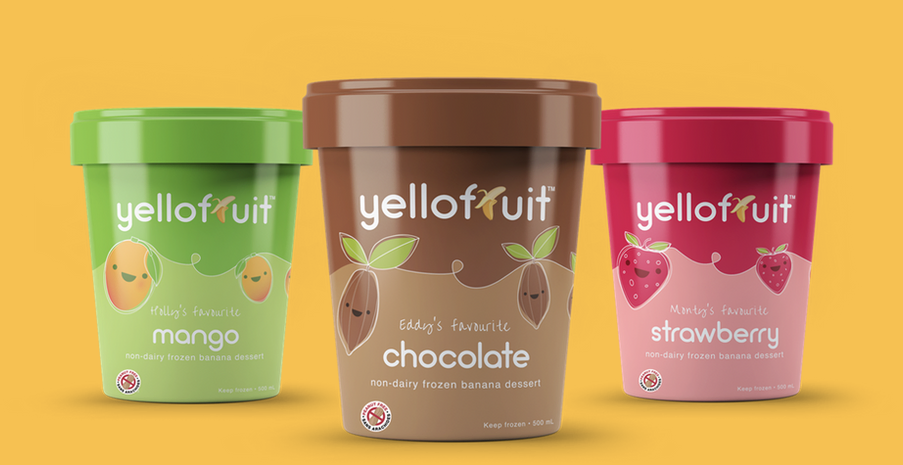 Free Yellofruit BOGO coupon frozen dessert